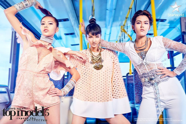 Minh Tú dẫn đầu Next Top châu Á, Bảo Thy chiến thắng The Remix - Ảnh 2.