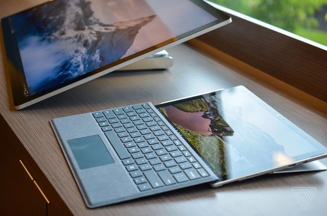 Surface Pro mới chính thức ra mắt: không còn đánh số, pin 13,5 giờ, LTE, giá từ 799 USD, thêm 800 linh kiện mới, không tặng bút - Ảnh 4.