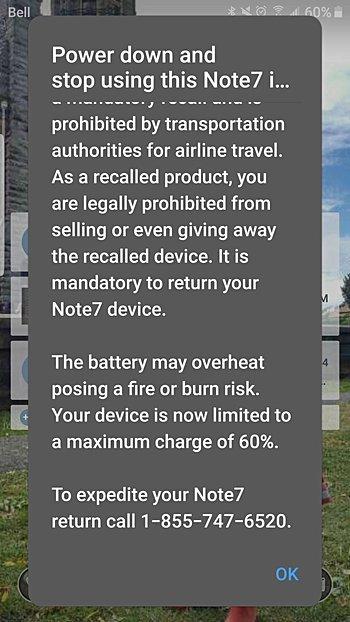 8 tháng sau lệnh thu hồi, Galaxy Note7 không an toàn vẫn được bán tràn lan tại Việt Nam, nhiều mánh khóe được gian thương sử dụng - Ảnh 4.