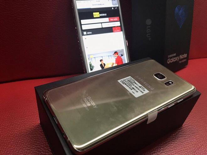 Vỡ mộng với Galaxy Note Fan Edition (Note 7 FE) đầu tiên vừa về đến Việt Nam, giá tận 16 triệu đồng - Ảnh 4.