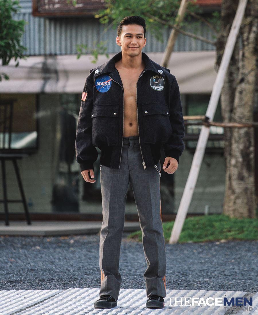 Hot boy mắt cười trở thành Quán quân The Face Men Thailand như thế nào? - Ảnh 4.