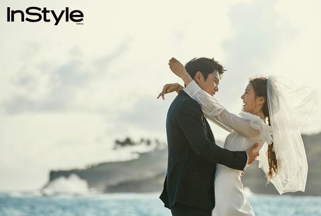 Mỹ nhân phim Mười thông báo mang thai con đầu lòng cho tài tử Joo Sang Wook - Ảnh 3.