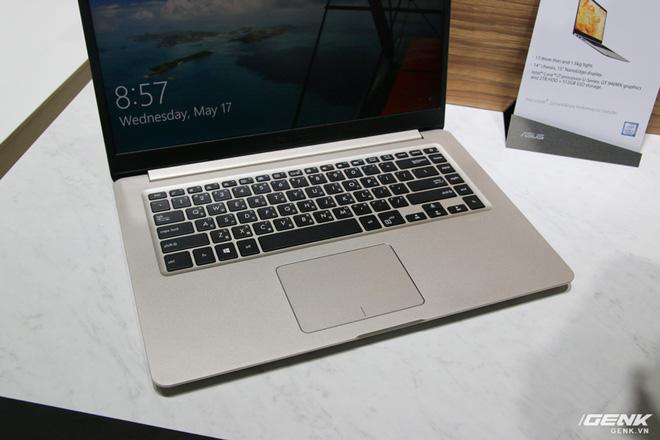 Trên tay loạt laptop mới ra mắt của Asus tại Computex 2017: ZenBook Flip S, ZenBook Pro, ZenBook 3 Deluxe, VivoBook Pro, VivoBook S - Ảnh 28.