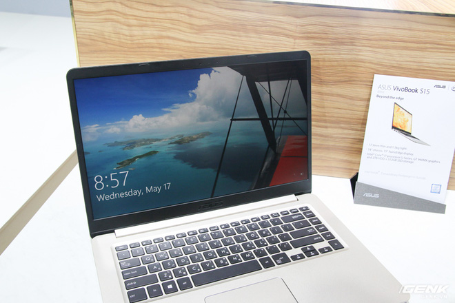 Trên tay loạt laptop mới ra mắt của Asus tại Computex 2017: ZenBook Flip S, ZenBook Pro, ZenBook 3 Deluxe, VivoBook Pro, VivoBook S - Ảnh 29.