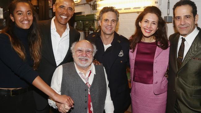 Ông Obama trở lại tràn đầy sức sống sau kỳ nghỉ - Ảnh 5.