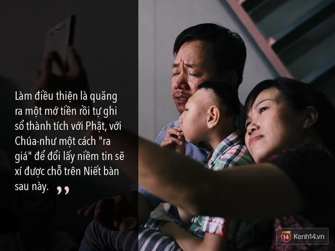 Chuyện ông bố Đặng Hữu Nghị xin lỗi mạnh thường quân và người Sài Gòn thương người lắm - Ảnh 5.