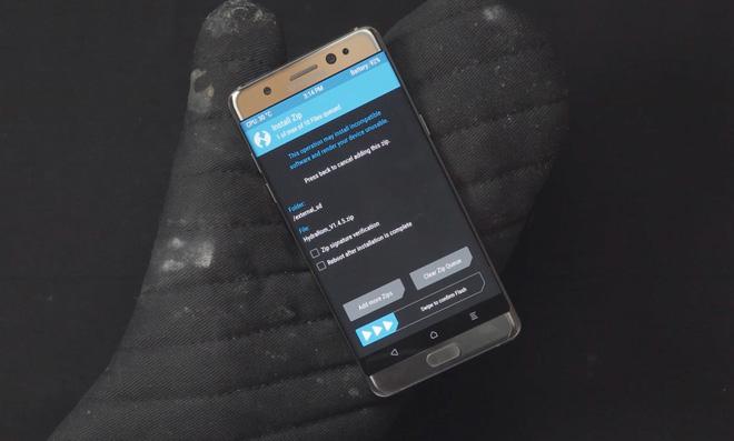 8 tháng sau lệnh thu hồi, Galaxy Note7 không an toàn vẫn được bán tràn lan tại Việt Nam, nhiều mánh khóe được gian thương sử dụng - Ảnh 5.