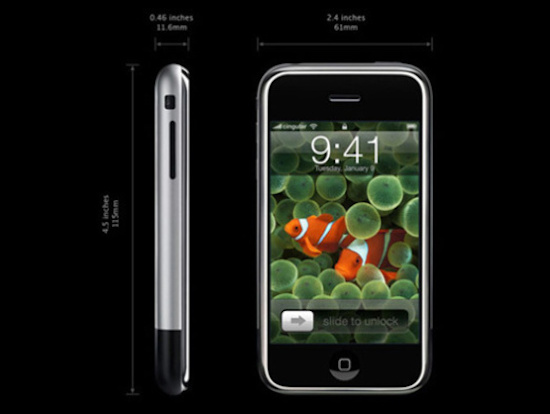 Tròn 10 năm iPhone 2G bán ra: Cùng nhìn lại khoảnh khắc đầu tiên của chiếc điện thoại kinh điển này nhé! - Ảnh 12.