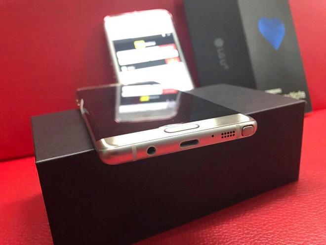 Vỡ mộng với Galaxy Note Fan Edition (Note 7 FE) đầu tiên vừa về đến Việt Nam, giá tận 16 triệu đồng - Ảnh 5.