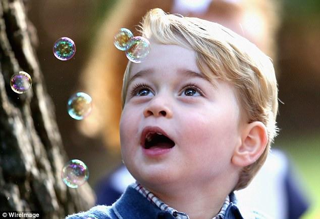 Lấy hình ảnh hoàng tử nhí George làm biểu tượng đồng tính, một trang báo nổi tiếng bị lên án dữ dội - Ảnh 3.
