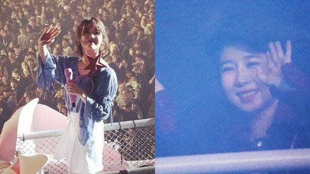 Yoo In Na bật khóc tại concert của IU: Tình bạn đáng quý thật, nhưng liệu có quá lố? - Ảnh 5.