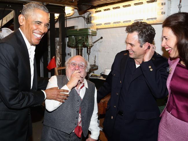 Ông Obama trở lại tràn đầy sức sống sau kỳ nghỉ - Ảnh 6.