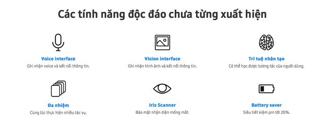 FPT Shop bất ngờ tiết lộ tất tần tật thông tin về Galaxy S8, bao gồm cả giá và thời điểm bán tại Việt Nam - ảnh 6