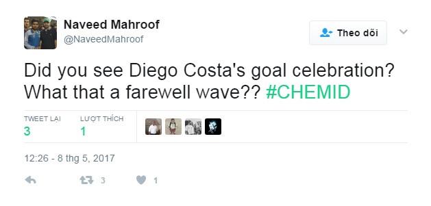 Ăn mừng kỳ lạ, Diego Costa nói lời tạm biệt Chelsea? - Ảnh 6.