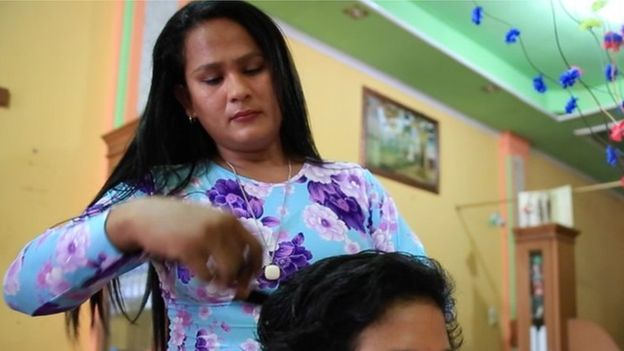 Không chốn dung thân cho những người đồng tính Indonesia 4