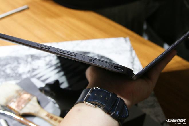 Trên tay loạt laptop mới ra mắt của Asus tại Computex 2017: ZenBook Flip S, ZenBook Pro, ZenBook 3 Deluxe, VivoBook Pro, VivoBook S - Ảnh 5.