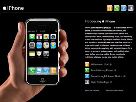 Tròn 10 năm iPhone 2G bán ra: Cùng nhìn lại khoảnh khắc đầu tiên của chiếc điện thoại kinh điển này nhé! - Ảnh 14.