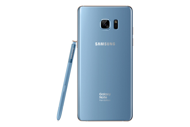 Galaxy Note7 chính thức hồi sinh với tên gọi Galaxy Note Fan Edition: Sử dụng linh kiện mới, pin 3200mAh, hộp có logo trái tim, 400.000 máy tại Hàn Quốc, giá 13.8 triệu, 7/7 bắt đầu bán - Ảnh 6.
