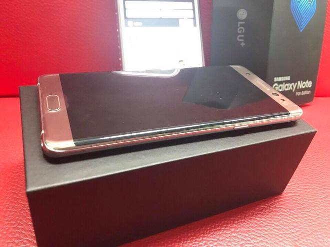 Vỡ mộng với Galaxy Note Fan Edition (Note 7 FE) đầu tiên vừa về đến Việt Nam, giá tận 16 triệu đồng - Ảnh 6.