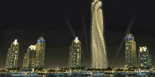 Dubai đang cho xây dựng tòa nhà biết chuyển động theo lệnh của con người đầu tiên trên thế giới - ảnh 7