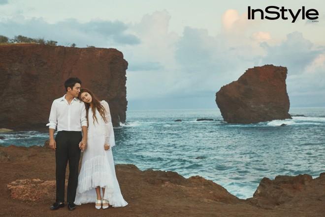Mỹ nhân phim Mười thông báo mang thai con đầu lòng cho tài tử Joo Sang Wook - Ảnh 5.