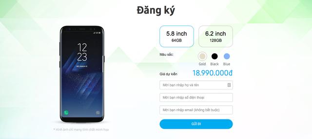 FPT Shop bất ngờ tiết lộ tất tần tật thông tin về Galaxy S8, bao gồm cả giá và thời điểm bán tại Việt Nam - ảnh 7
