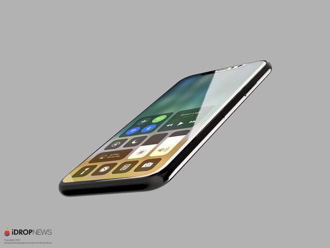 Mãn nhãn với iOS 11 chạy trên iPhone 8 được dựng lại từ tin đồn - Ảnh 7.