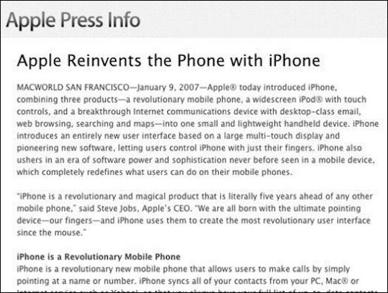 Tròn 10 năm iPhone 2G bán ra: Cùng nhìn lại khoảnh khắc đầu tiên của chiếc điện thoại kinh điển này nhé! - Ảnh 16.