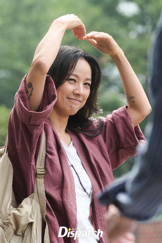 Đẳng cấp nhan sắc của Lee Hyori: Mặc đồ nhăn nhúm vẫn đẹp như nàng tiên - Ảnh 10.
