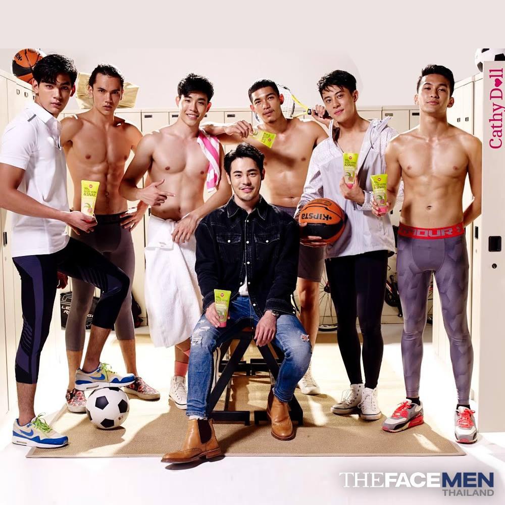 Hot boy mắt cười trở thành Quán quân The Face Men Thailand như thế nào? - Ảnh 7.