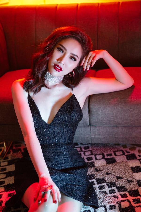 Bảo Thy lột xác cực nóng bỏng trong teaser MV Là con gái phải xinh - Ảnh 6.