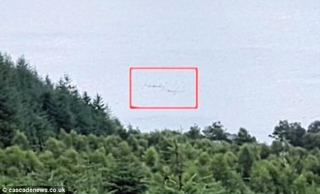 Hàng loạt hình ảnh xuất hiện trong năm 2016 củng cố niềm tin rằng quái vật hồ Loch Ness có thật! - ảnh 4