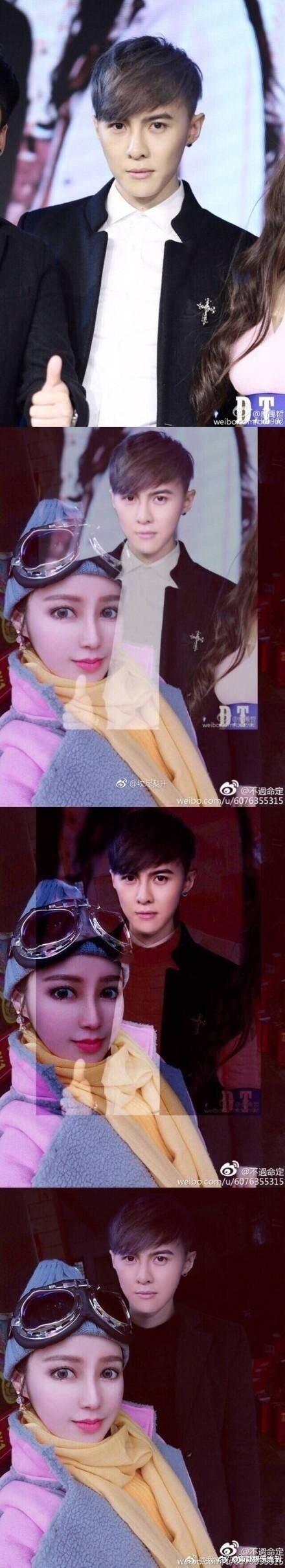 Quen sống ảo, hotgirl mạng xã hội tự photoshop ảnh thân tình với sao nam để tạo scandal - Ảnh 8.