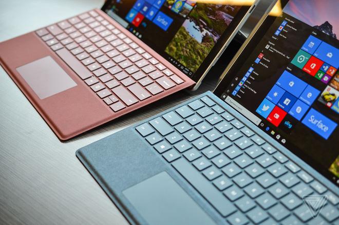 Surface Pro mới chính thức ra mắt: không còn đánh số, pin 13,5 giờ, LTE, giá từ 799 USD, thêm 800 linh kiện mới, không tặng bút - Ảnh 8.