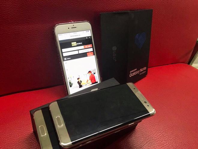 Vỡ mộng với Galaxy Note Fan Edition (Note 7 FE) đầu tiên vừa về đến Việt Nam, giá tận 16 triệu đồng - Ảnh 8.