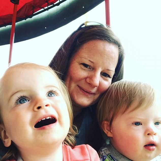 Được khuyên bỏ thai vì con mắc bệnh Down, mẹ kiên quyết từ chối và hạnh phúc nhận kết quả vài tháng sau đó - ảnh 9