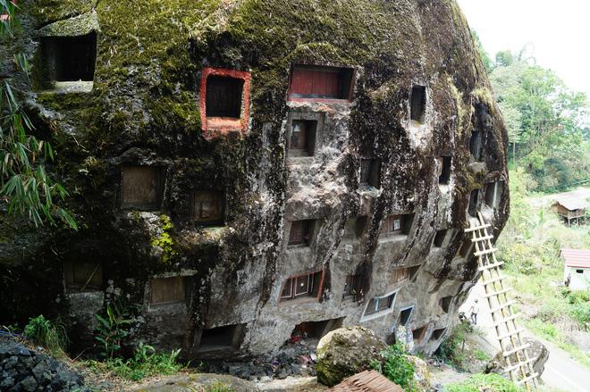 Đào mộ, thay áo mới cho xác chết: Đây chính là một tập tục rùng rợn nhất tại Indonesia - ảnh 10