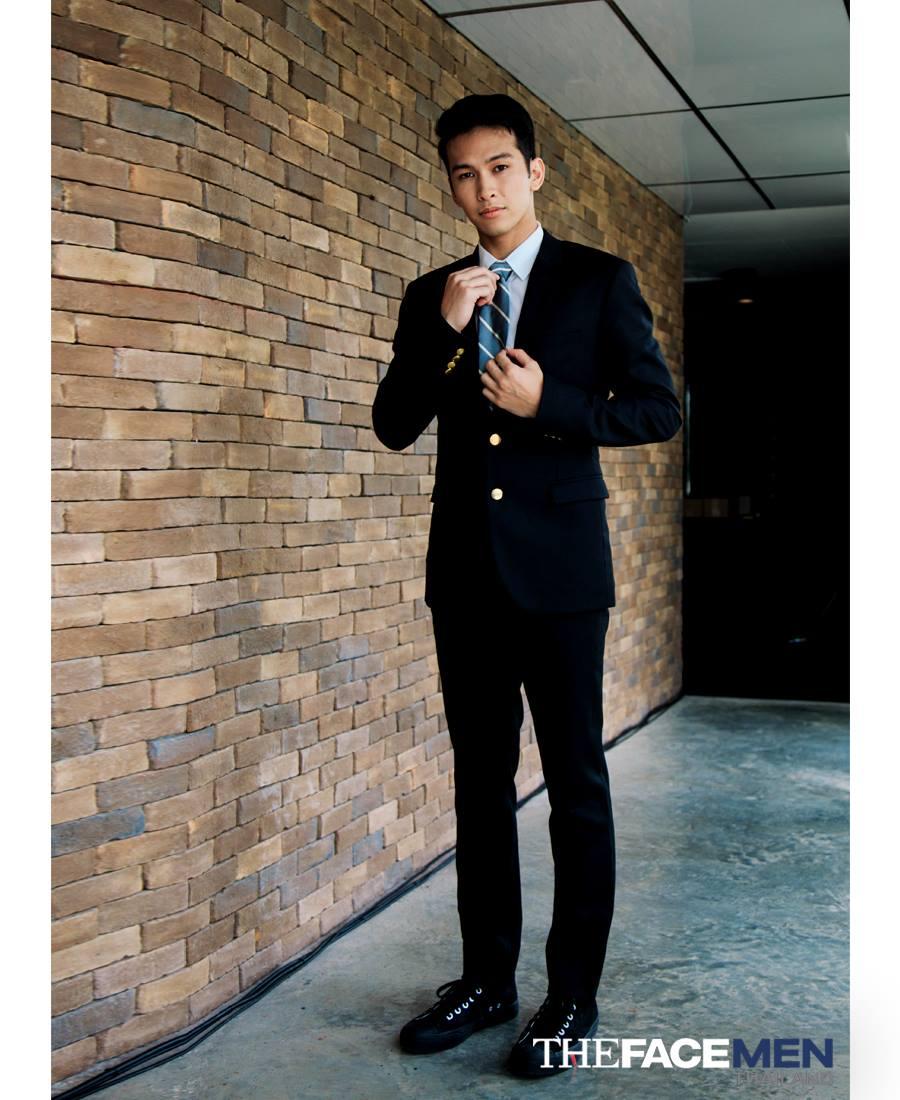 Hot boy mắt cười trở thành Quán quân The Face Men Thailand như thế nào? - Ảnh 10.