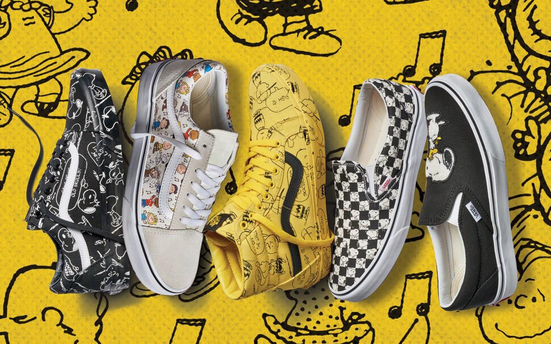 Vans x Peanuts – Cú collab tiếp tục thống trị đế chế sneaker hoạt hình