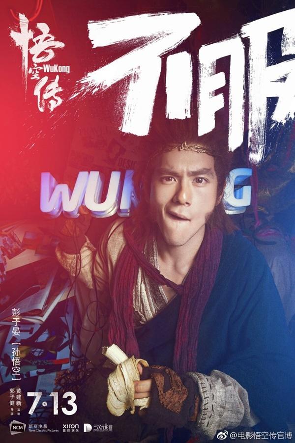 """Bành Vu Yến hóa khỉ vẫn cực """"soái"""", Trịnh Sảng gây nhức nhối với mái tóc """"chó gặm - Ảnh 13."""