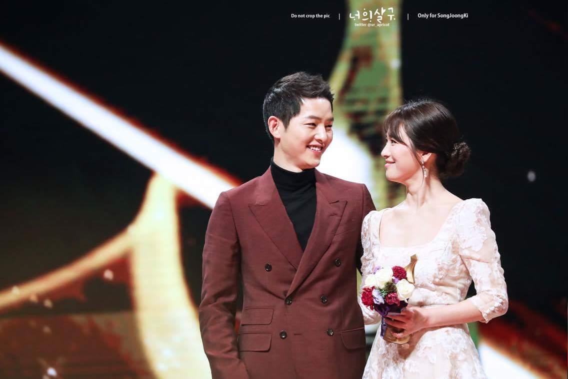 Đám cưới trong mơ Song Joong Ki - Song Hye Kyo: Công chúa thì sẽ cưới Hoàng tử thôi! - Ảnh 1.