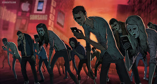 17 bức ảnh minh hoạ cho thấy con người đã nghiện công nghệ như thế nào - Ảnh 21.