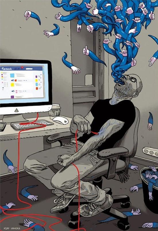 17 bức ảnh minh hoạ cho thấy con người đã nghiện công nghệ như thế nào - Ảnh 15.