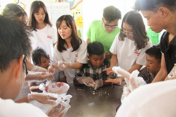 Project Sugar: tất cả vì nụ cười của các em nhỏ - Ảnh 6.