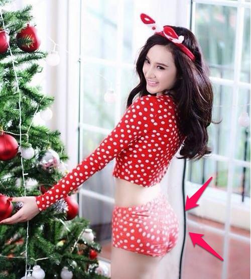 Những lần sao Việt dở khóc dở cười chỉ vì Photoshop - Ảnh 3.