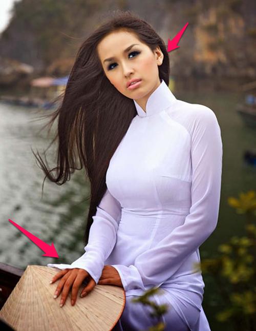 Những lần sao Việt dở khóc dở cười chỉ vì Photoshop - Ảnh 11.