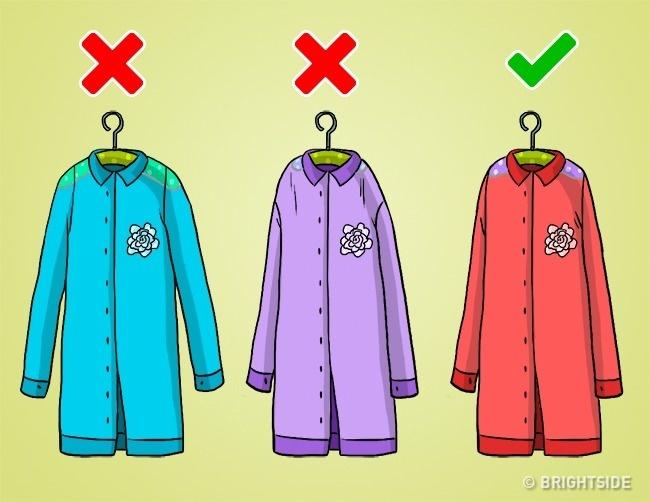 Những kiểu cất quần áo ai cũng làm nhưng hóa ra sai bét - Ảnh 13.