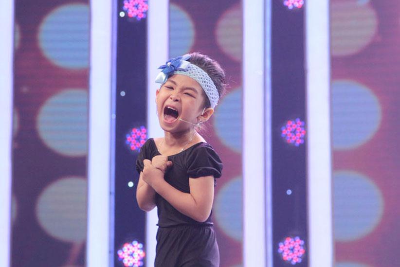 Sao trẻ: Hóa Trấn Thành đầy hóm hỉnh, cô bé 4 tuổi lên ngôi Quán quân
