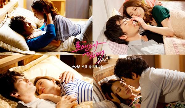 Phim Hàn nào có tên dính đến Romance cũng nóng thế này ư? - Ảnh 3.