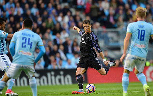Kỷ lục gia Cristiano Ronaldo qua những con số - Ảnh 3.